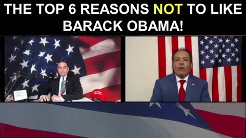 A Black Man Lays Out the Top 6 Reasons NOT to Like Barack Obama