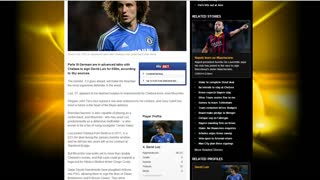 DAVID LUIZ FROM CHELSEA TO PSG FOR 50 MILLION POUNDS?! - Video