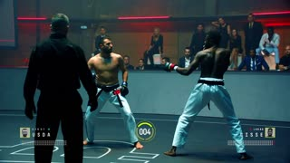 Karate Combat: Genesis Fight 3- Abdou Lahad Cisse vs. Aykut Usda - Video