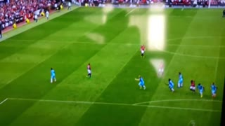 VIDEO: Zlatan Ibrahimovic Amazing Volley Goal vs Man City - Video