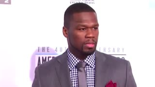 Rapper 50 Cent says bankruptcy filing is 'strategic business move' - Video