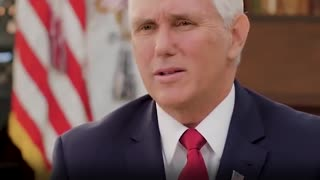 Pence: President Trump is a Believer and so am I - Video