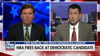 Tucker Carlson destroys Pat Davis - Video