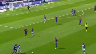 Leo Messi goal vs Leganes - Video