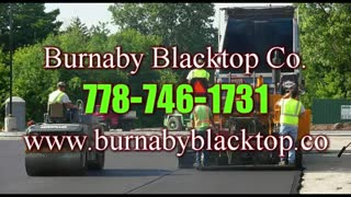 Paving Contractors Burnaby BC - Asphalt - Concrete - Driveway - Sealcoating - Video