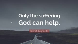 Soul of the Everyman - Suffering God - Compassion vs Sympathy