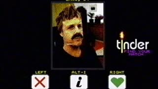 How Tinder would have looked like in the 1980s - Video