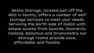 storage dublin - Video