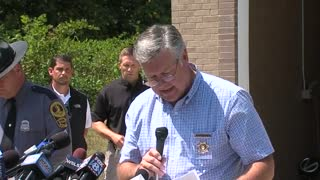 Shooter dead from self-inflicted gunshot wound: Sheriff - Video