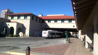 Alvarado Bus Station - Video