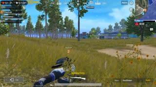 Pubg Mobile Game Exepert Sniper Using Kar Weapon