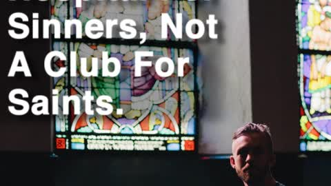 Not A Club For Saints