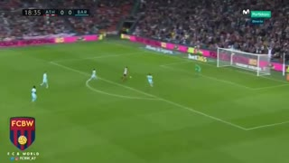Ter Stegen amazing save vs Bilbao - Video