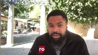 """Mike Africa Jr. and Tommy Oliver discuss their documentary """"40 Years a Prisoner"""""""