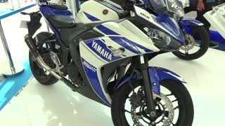 Yamaha YZF-R25 GP Indonesia - Review - Video