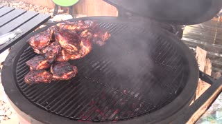Delicious grilled jerk chicken recipe - Video