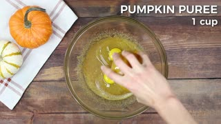 Tasty Pumpkin Spice Whoopie Pies Recipe - Video