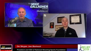 President & CEO of NSSF Joe Bartozzi on our 2nd Amendment right to bear arms