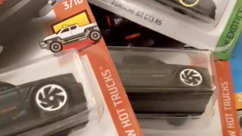 Heres some newer hot wheels!!