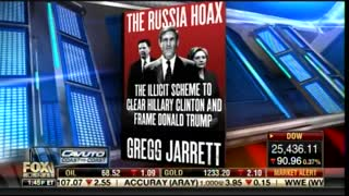 Gregg Jarrett countered every argument by Neil Cavuto on Russia 'witch hunt'