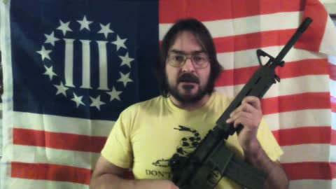 Basic Firearms Tutorial #7: AR15 semiautomatic rifle