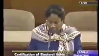 FLASHBACK: Dems Object to Electoral College Results in 2004