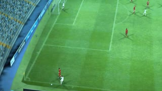 Pes 2013 LIV - RMA 2nd half - Video
