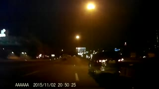 Meteor Over Thailand - Video
