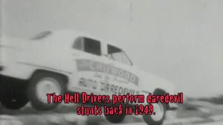 Old School Demolition Derby - Video