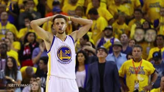 Steph Curry Playing Injured In Game 7 of Finals According to Trainer - Video
