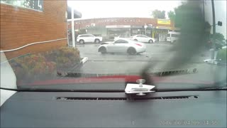Hit and Run Car Crash Fail - Video