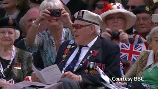 Britain marks 70th anniversary of Japanese surrender