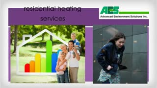 residential heating services - Video
