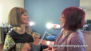 MAKEOVER! Transformation at 60, by Christopher Hopkins, The Makeover Guy - Video