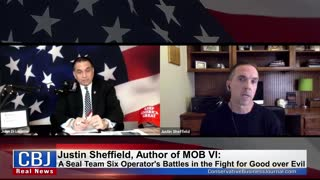 Navy Seal Team VI Member Justin Sheffield EXPOSES The Truth about Obama vs. Trump!