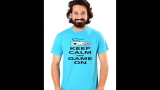 Camel Colour Funny Design Mens T Shirts - Video