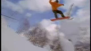 Burton Snowboard Movie - Video