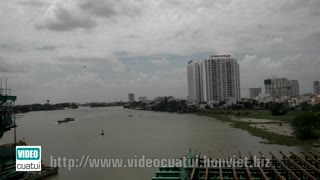 Saigon Bridge - HCMC - Video