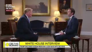 Trump — Biden Would Be Dream Opponent! Obama Took Him Out Of Garbage Heap