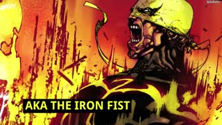 First Look At Game of Thrones Star in Marvel's Iron Fist - Video