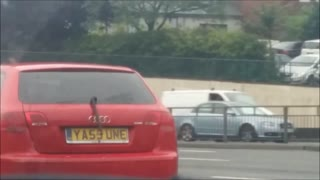 Epic fail! How not to fit a rear wiper blade on your car - Video