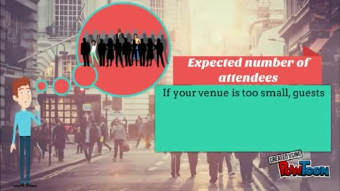 7 Factors for Event Planner to Consider When Choosing the Right Event