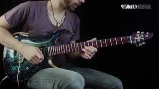 Gutar Electric Secret : Claudio Pietronik Power Ballad Licks Part 1 - Video