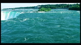 Niagra river power