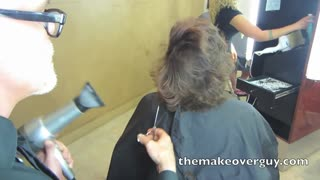 MAKEOVER: No More Permanent Wave, by Christopher Hopkins, The Makeover Guy® - Video
