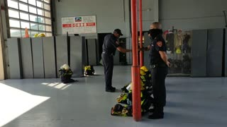 Part 2 : Do you have what it takes to become a firefighter?
