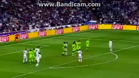 VIDEO: Cristiano Ronaldo scored a STUNNING free kick into top corner from 30 meters