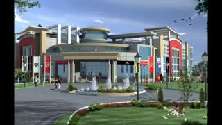 Galaxy Blue Sapphire Business Spaces Noida Extension - Video