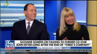 Suzanne Sommers defends Morgan Freeman - Video