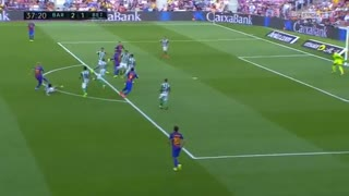 VIDEO: Leo Messi incredible goal vs Betis